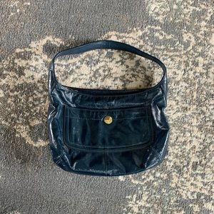 Coach purse - blue